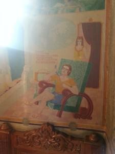 Pictura de parintele Arsenie Boca