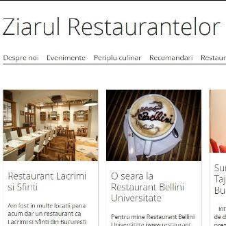 Ziarul Restaurantelor